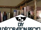 décoration base d'objets récupération