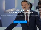 CANAL+ dévoile nouveau Social Player