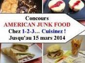 participation concours 1.2.3… American Junk Food Chowder américain