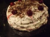 Forêt noire bas...ou cerise gâteau...