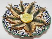 Sardines frites charmoula