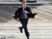 Gotham Premières photos tournage avec McKenzie tant James Gordon