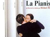 "Mercredi mars 2014 20h30, cinéma Comoedia, pianiste"" Michael Haneke."