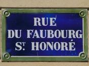 Faubourg Saint-Honoré