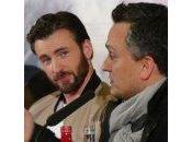 Captain America, soldat l'hiver: Conférence presse parisienne mars 2014