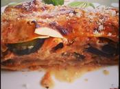 Lasagnes Légumes sans Lactose