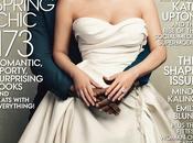 Kanye West Kardashian couverture Vogue Magazine Avril 2014