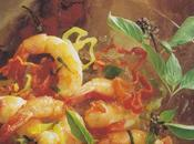 Crevettes sautées piment Antillais