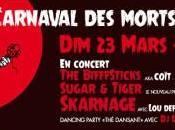 Carnaval Morts-Vivants, René Magritte, Lessines, mars 2014