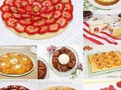 Recettes tartes sucrées
