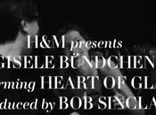 Gisele Bündchen nouveau visage H&M...