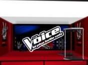Voice 2014 capsule Vine, dispositif digital directs