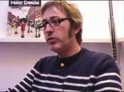 Interview vidéo Stephane Oiry Lewis trondheim gueststar) pour Maggy Garrison (T1)