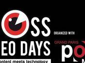 Cross Video Days contenu rencontre technologie