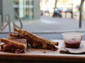 sandwiches américains fromage fondu sont désormais Paris, Grilled Cheese Factory