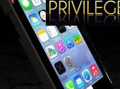 Offre privilège -40% coque protection anti-choc pour iPhone 5/5S