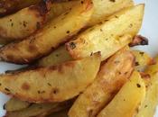 Pommes terre simplement rôties