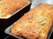 Cake fromages d'Auvergne, pommes, pignons noix pour brunch Salon Blog Culinaire