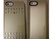 Test Coque batterie iPhone 5/5S BoostCase Hybrid Champagne