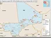 Mali l'équipe CICR libre
