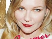 Kirsten Dunst couv' nouveau Magazine...