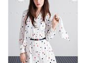 Zooey Deschanel (New Girl) collection pour Tommy Hilfiger