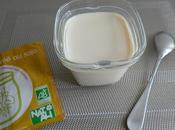 yaourts maison diététiques soja sirop d'agave poudre (sans sucre)