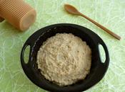 entremets hyperprotéiné noisette amande 100% soja (sans oeufs sans beurre)