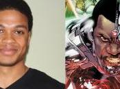 "Fisher sera Cyborg dans ""Batman Superman""."
