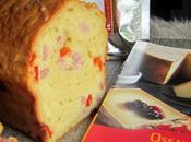 Cake vintage revisité comme dans Béarn avec l'OSSAU-IRATY poivron