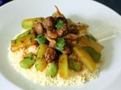 couscous marocain boulettes