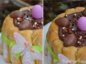 Charlotte bavaroise chocolat