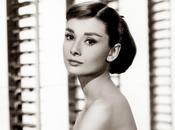 Audrey Hepburn, actrice icône mode.