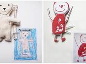 doudous dessinés enfants