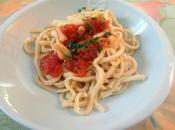 Troccoli Sauce l'Huile d'Olives