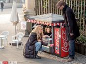 minuscule kiosque Coca-Cola Berlin