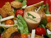 Salade César sauce)