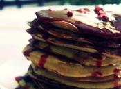 Pancakes pralines roses