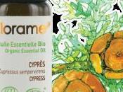 Focus l'huile essentielle cyprès