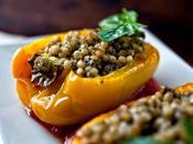 Recettes couscous marocain pour santé: Légumes farcis