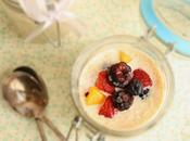 Déjeuner kamut fruits