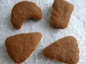 gâteaux hyperprotéinés soja d'avoine avec succédané café, inuline sucralose (sans beurre, sans sucre oeufs)