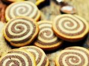 Quand pleut, chasse escargots Enfin cookies vanille chocolat