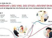 Belgique itinérant couleurs vins français