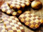 cookies devenaient nouveau Cookies damiers vanille chocolat