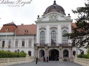 Budapest. visite château campagne Sissi Gödöllő.