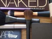 make golden avec Naked d'Urban Decay palette blush Narsissist(*tuto 12*)
