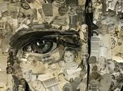 """""""Album"""" série portraits brésilien Muniz Collage"""