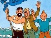 Coke stock, aventure Tintin Hergé