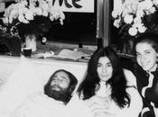 bed-in John Lennon Yoko Montréal